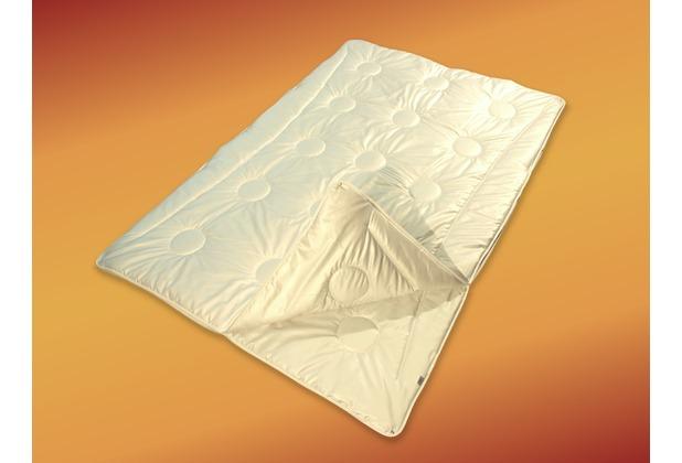GARANTA Merino 4-Jahreszeiten, weiß 135x200 cm
