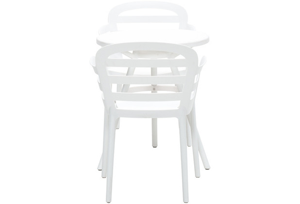 Garden Impression Formello Sessel weiß