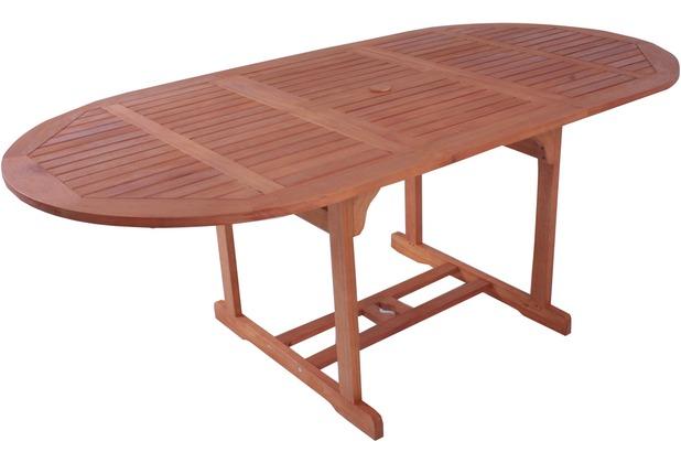garden pleasure ausziehtisch boston ge lt. Black Bedroom Furniture Sets. Home Design Ideas