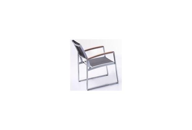 Garden Pleasure Gruppe AVA 5tlg. / 1x Tisch 305263 / 4x Stuhl 305265 ...