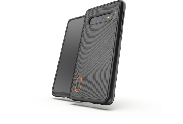 gear4 Battersea for Galaxy S10 black