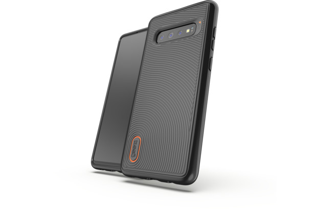 gear4 Battersea for Galaxy S10+ black