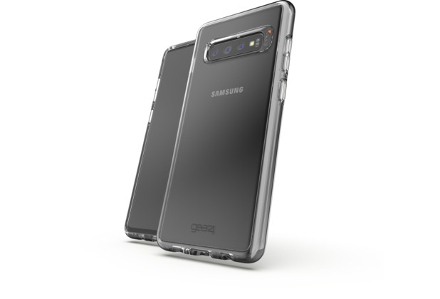 gear4 Crystal Palace for Galaxy S10+ clear