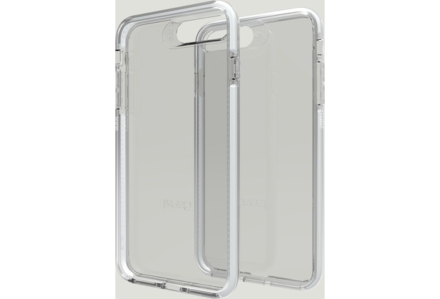gear4 Piccadilly for iPhone 7 Plus silber