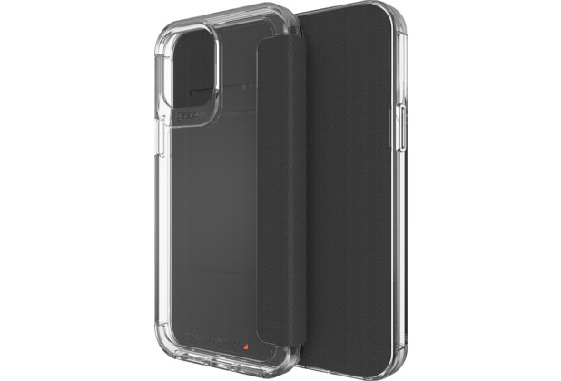 gear4 Wembley Flip for iPhone 12 Pro Max clear