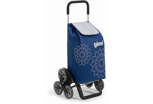 """Gimi Einkaufsroller \""""Tris\"""" Blue H: 102 cm, Tragkraft: 30 kg"""