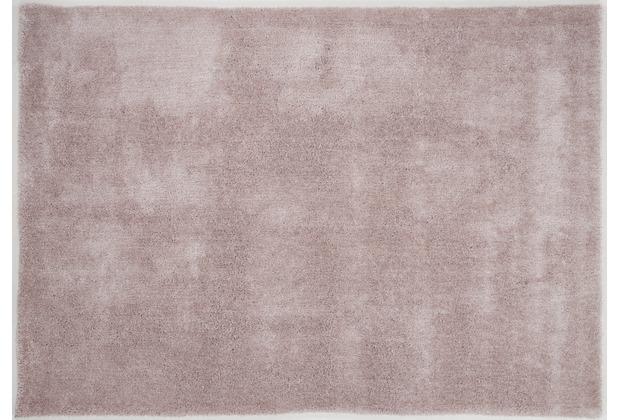 Gino Falcone Teppich Alessia Alessandro UNI 556 hell beige 120 x 180 cm