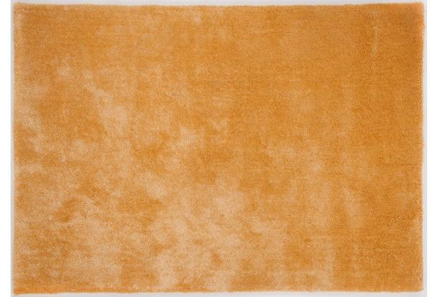 Gino Falcone Teppich Alessia Alessandro UNI 870 gold 120 x 180 cm