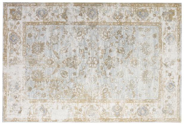 Gino Falcone Teppich Anna Maria GF-010 550 beige 80 cm x 150 cm