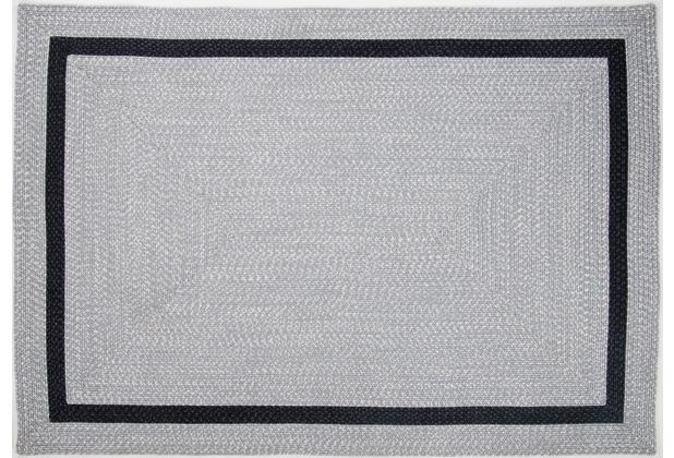 Gino Falcone Handwebteppich Benito 24463 650 grau 120 x 180 cm