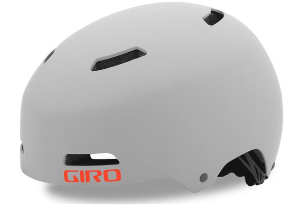 Giro QUARTER FS Fahrradhelm matte grey 19 L