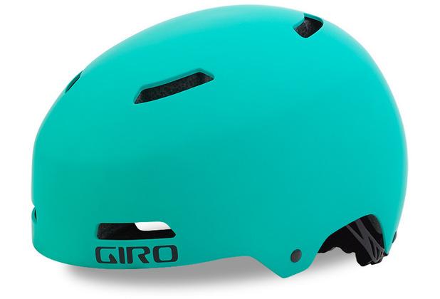 Giro QUARTER FS Fahrradhelm turquoise 17 L