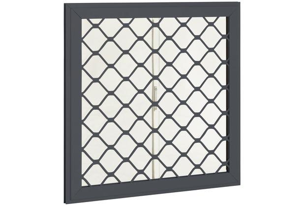 Globel Fenster-Kit 1, anthrazit