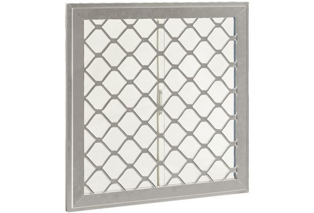 Globel Fenster-Kit 1, silber metallic
