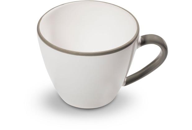 Gmundner Grauer Rand, Kaffeetasse Gourmet (0,2L)