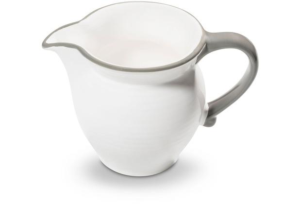 Gmundner Grauer Rand, Milchgießer glatt (0,3L)