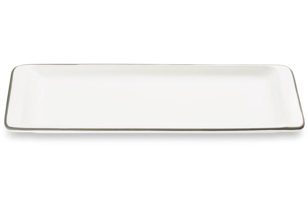 Gmundner Grauer Rand, Stollenplatte 42 x 16 cm