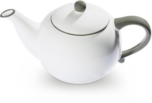 Gmundner Grauer Rand, Teekanne glatt 1,5L