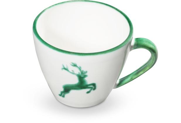 Gmundner Grüner Hirsch, Cappuccino Tasse Gourmet (0,16L)