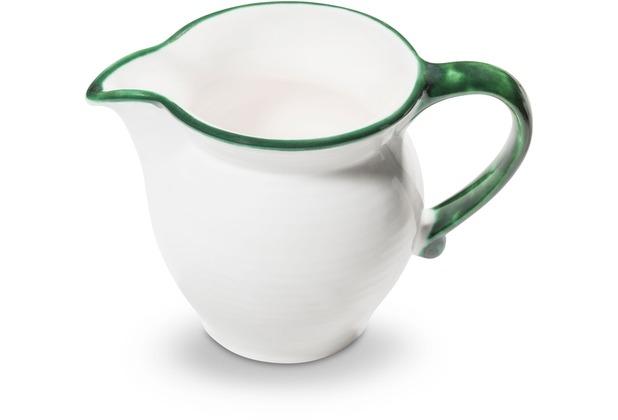 Gmundner Grüner Rand, Milchgießer glatt (0,3L)