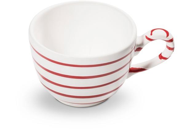 Gmundner Rotgeflammt, Kaffeetasse glatt (0,19L)