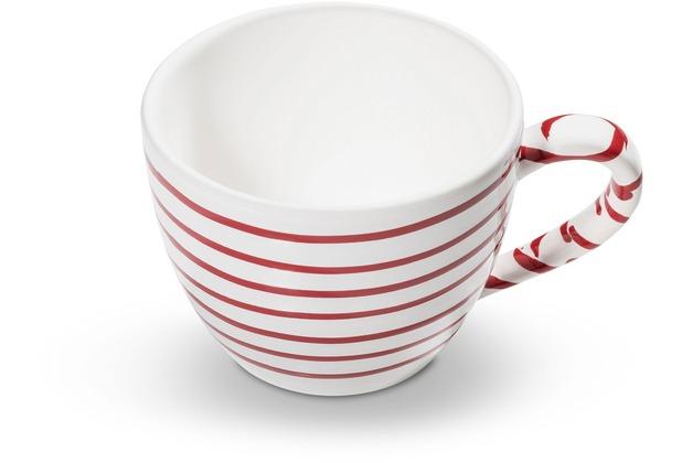 Gmundner Rotgeflammt Teetasse Maxima (0,4L)