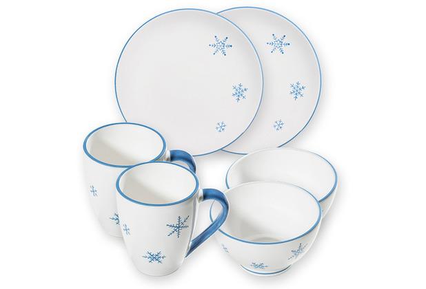 Gmundner Schneekristall Pur, Hüttenfrühstück für 2 Cup