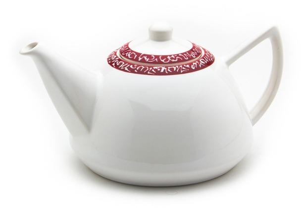 Gmundner Selektion rubinrot Teekanne 1,3L