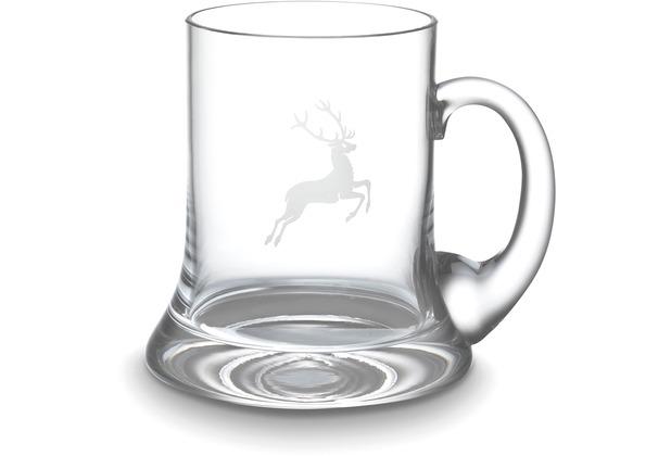 Gmundner Spiegelau Bierkrug 0,5l Hirsch