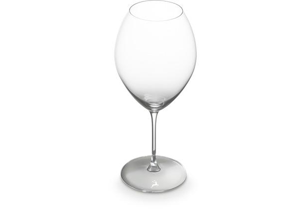 Gmundner Spiegelau Bordeauxglas Hirsch a. Bodenplatte 800ml