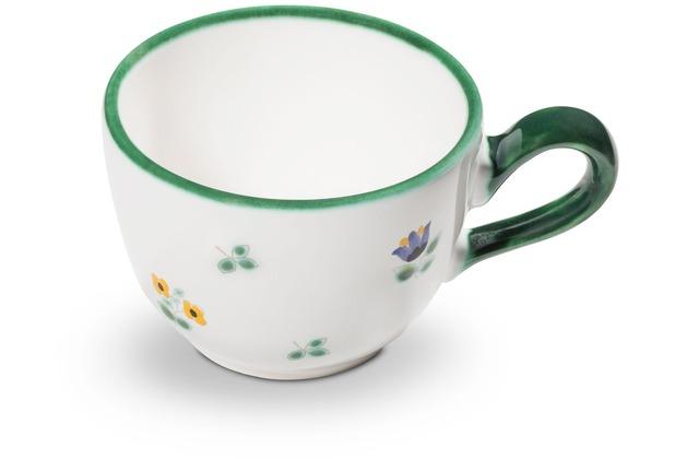 Gmundner Streublumen, Kaffeetasse glatt (0,19L)