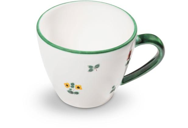 Gmundner Streublumen, Kaffeetasse Gourmet (0,2L)
