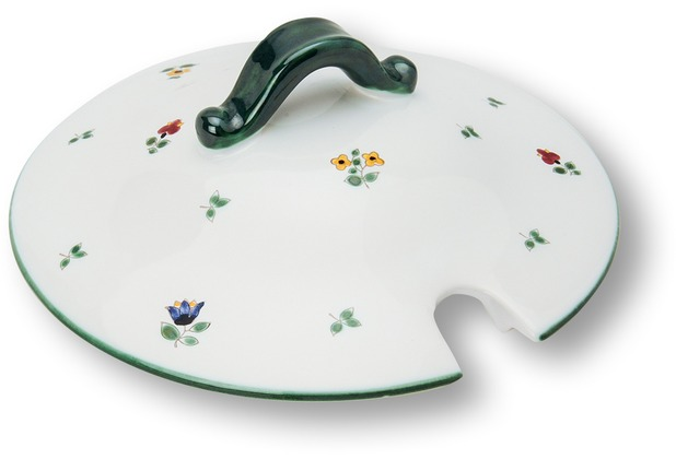Gmundner Streublumen, Oberteil Topf/Suppe glatt
