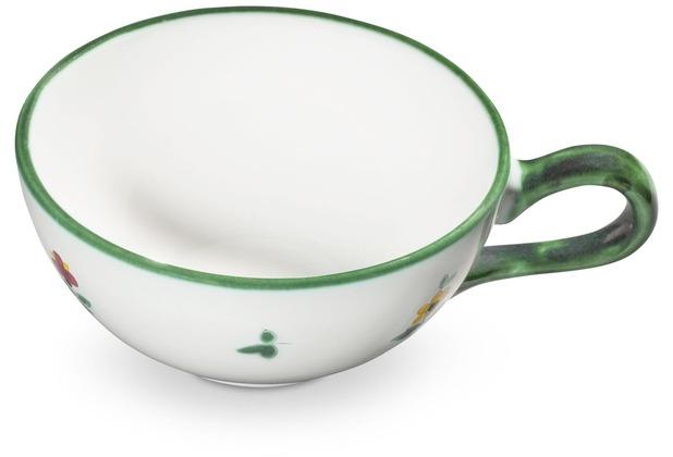 Gmundner Streublumen, Teetasse glatt (0,17L)
