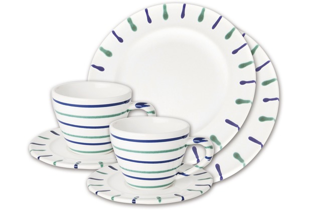Gmundner Traunsee, Breakfast for two Gourmet
