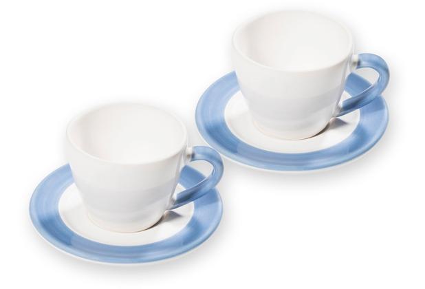 Gmundner Variation Blau, Espresso für 2 Gourmet