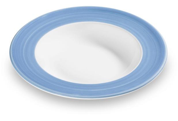 Gmundner Variation Blau, Suppenteller Gourmet (Ø 24cm)