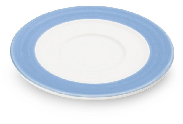 Gmundner Variation Blau, Unterteller Kaffee Gourmet (Ø16cm)