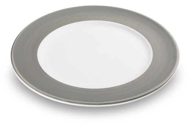 Gmundner Variation Grau, Dessertteller Gourmet (Ø 22cm)
