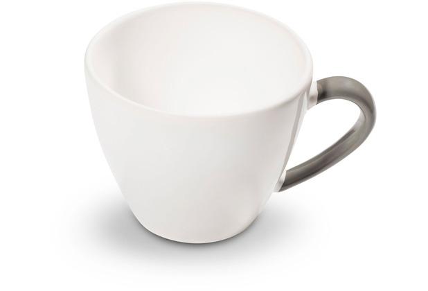 Gmundner Variation Grau, Kaffeetasse Gourmet (0,2L)