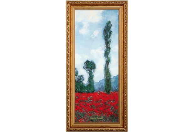 Goebel Artis Orbis Claude Monet Mohnfeld II - Wandbild