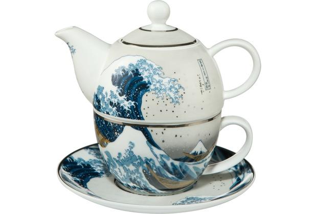 Goebel Artis Orbis Katsushika Hokusai Die Welle - Tea For One