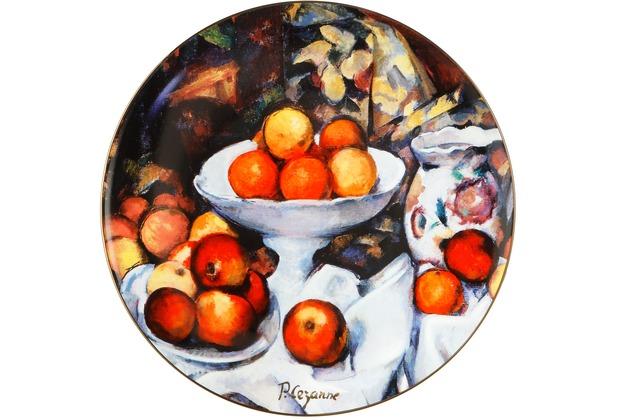 Goebel Artis Orbis Paul Cezanne Stillleben I - Wandteller