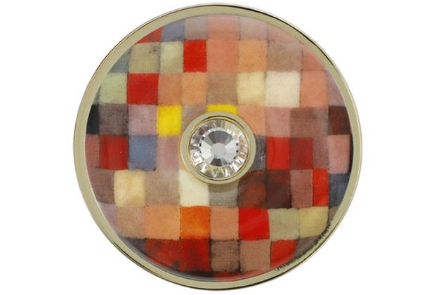 """Goebel Brosche Paul Klee - \""""Harmonie\"""" 5 cm"""