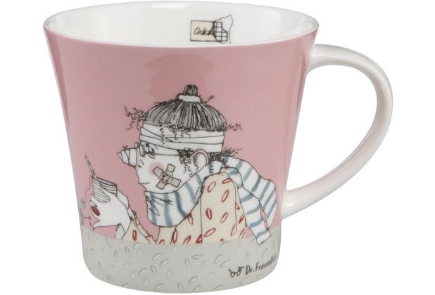 Goebel Coffee-/Tea Mug Barbara Freundlieb - Get Better 9,5 cm
