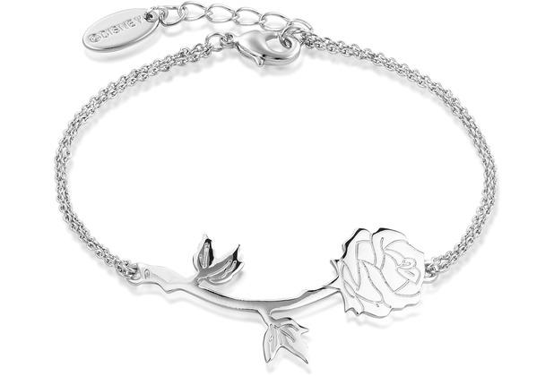 """Couture Kingdom Armband Disney Die Schöne und das Biest \""""Magic Rose\"""" 19,0 cm"""
