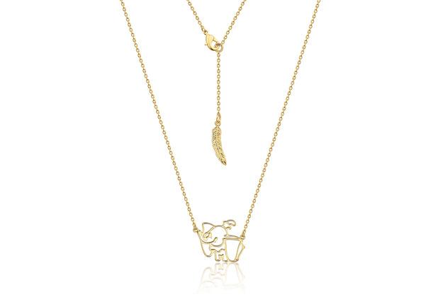 "Couture Kingdom Halskette Disney \""Dumbo\"" 45,0 cm"