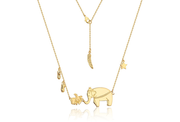 "Couture Kingdom Halskette Disney Dumbo \""Mrs Jumbo\"" 67,0 cm"