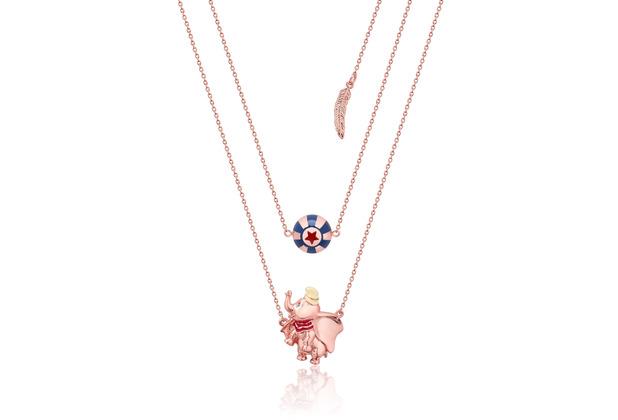 "Couture Kingdom Halskette Disney Dumbo \""Zirkus Ball\"" 86,0 cm"
