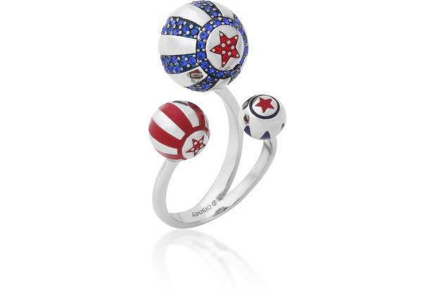"Couture Kingdom Ring Disney Dumbo \""Zirkus Ball\"" D  1,65 cm"